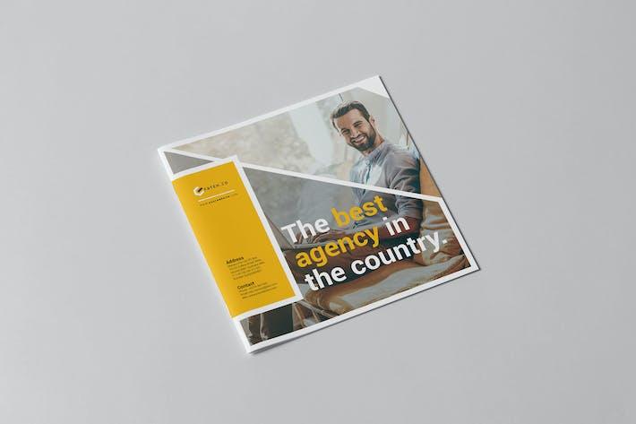 Thumbnail for Corporate Brochure Vol.3 - Square