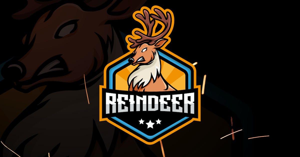 Download Reindeer Esports - Mascot & Esport Logo by Bewalrus