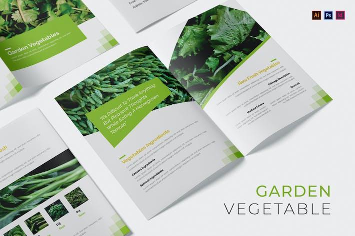 Thumbnail for Garden Vegetables Brochure