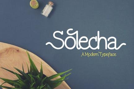 Solecha Font