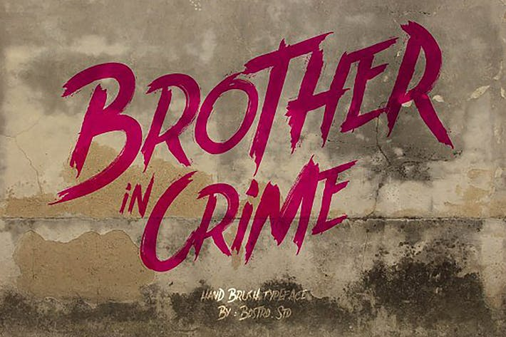 Thumbnail for Brother In Crime