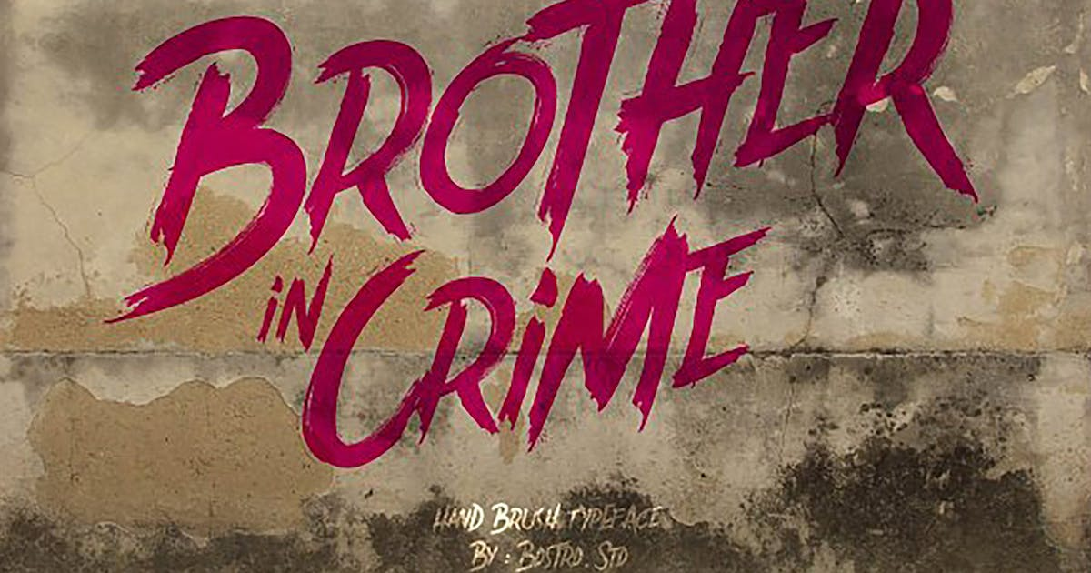 Download Brother In Crime by badastarad
