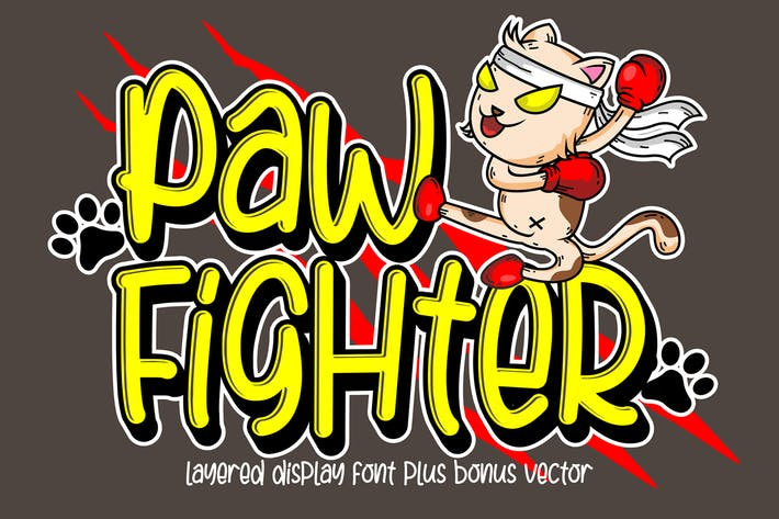 Thumbnail for Paw Fighter