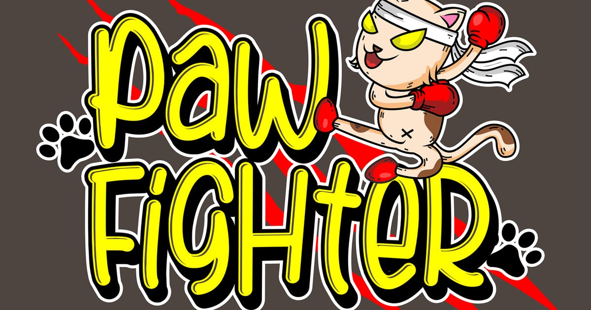 Download Paw Fighter by figuree