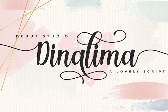 Thumbnail for Dinalima Script