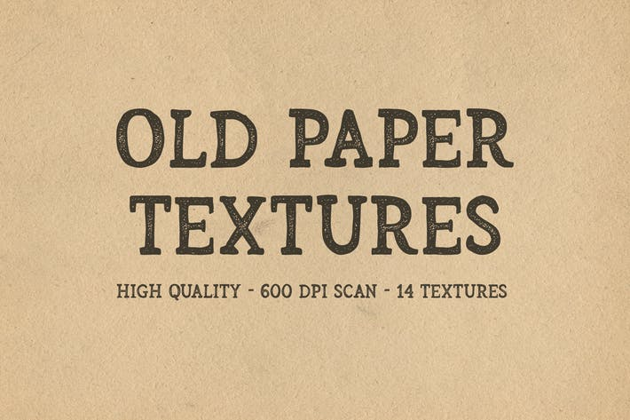 Thumbnail for 14 Old Paper Textures