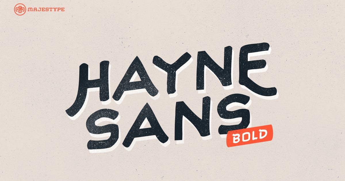 Download Hayne Sans Bold by dexsarharry