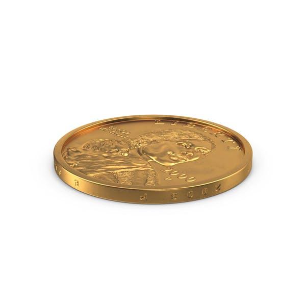 US Sacagawea Dollar