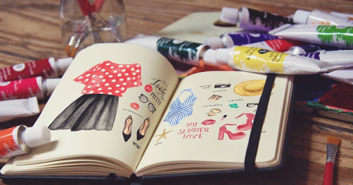 Download Pocket Notebook by SmartDesigns_eu