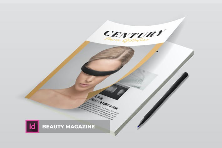 Thumbnail for Beauty | Magazine Template