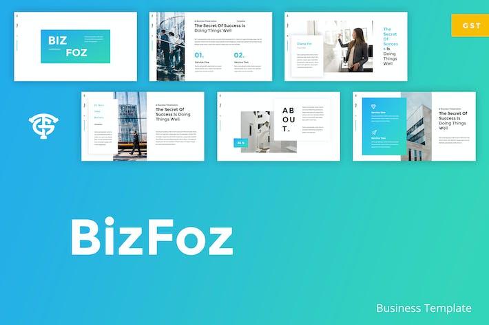 Thumbnail for BizFoz Business - Google Slides