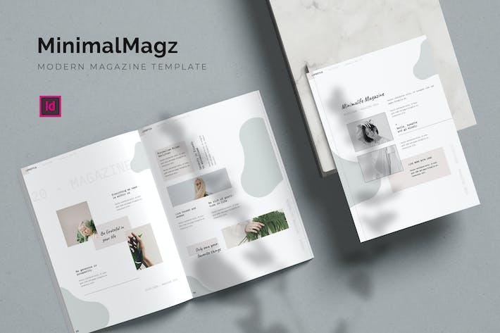 Thumbnail for Minimalmagz - Magazine