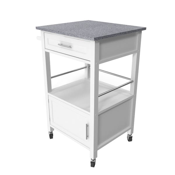Mobile Kitchen Cart