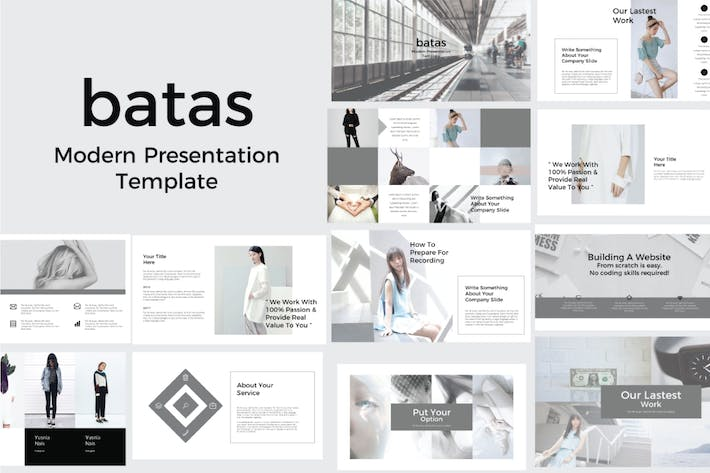 Thumbnail for Batas Powerpoint Template