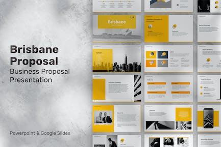 Brisbane Proposal Presentation
