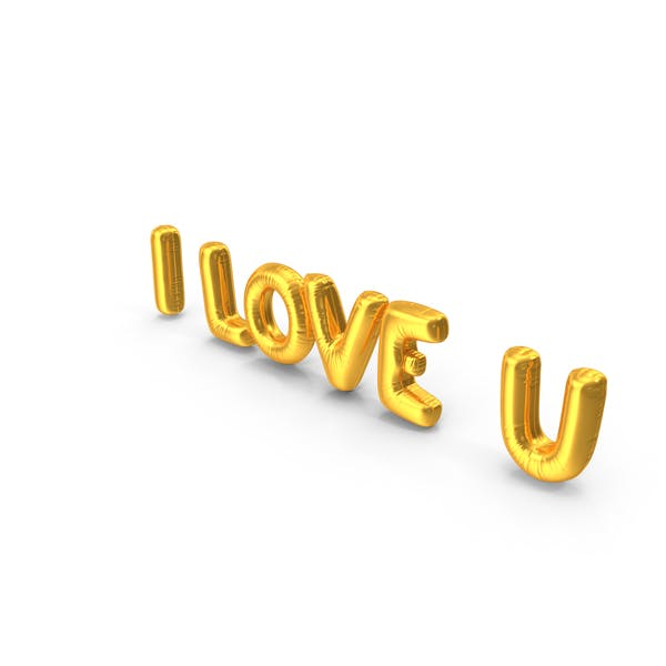 Thumbnail for I Love U Balloons