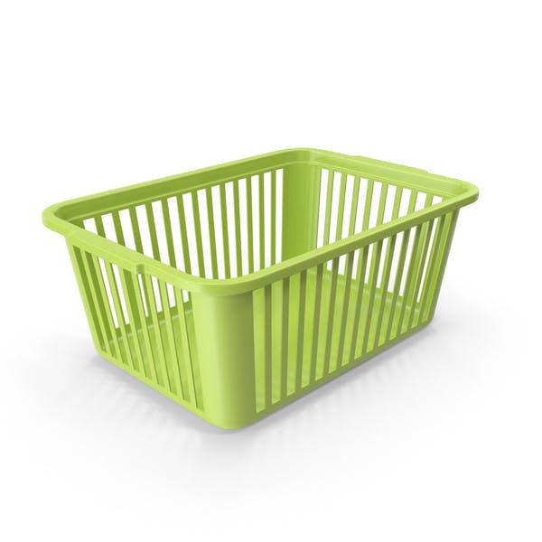 Cover Image for Plastic Handy Basket