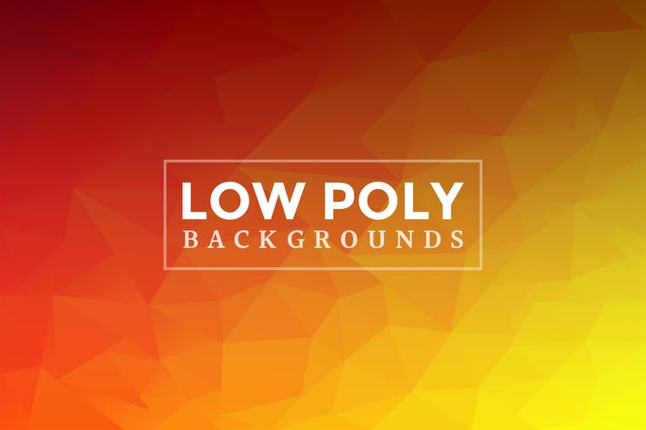 Thumbnail for Low Polygon Background