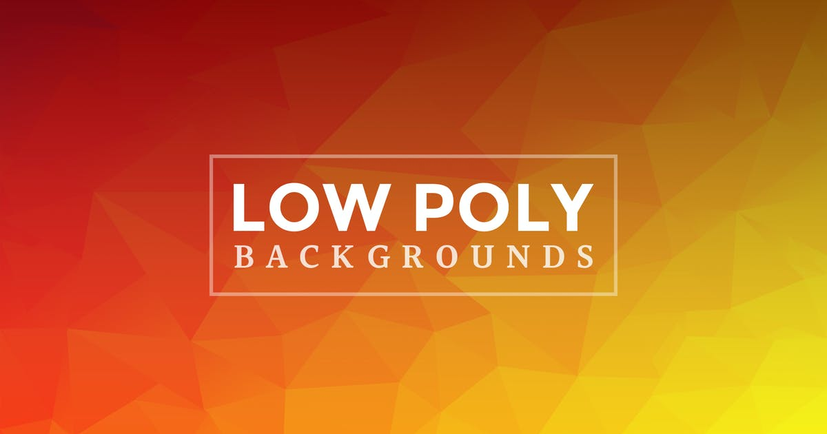 Download Low Polygon Background by VictorThemes