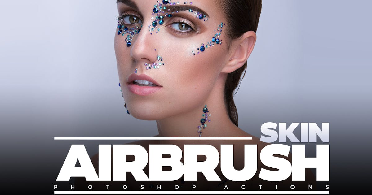 Download Skin AirBrush Photoshop Actions by SupremeTones
