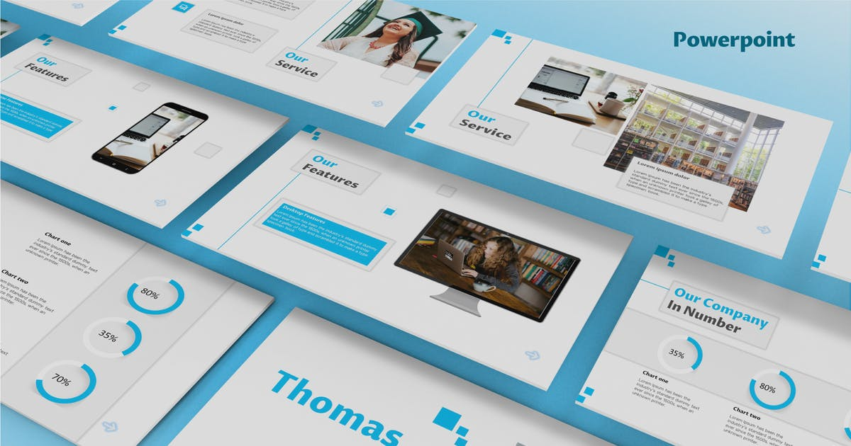 Download Education Powerpoint Templates by deTheme