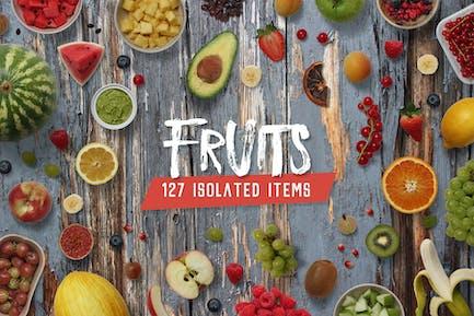 Kitchen Scene Gen. - Fruits