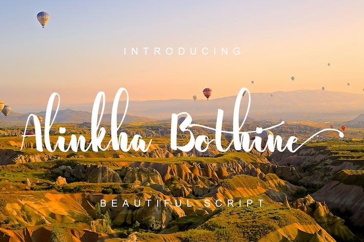 Cover Image For Alinkha Bothine