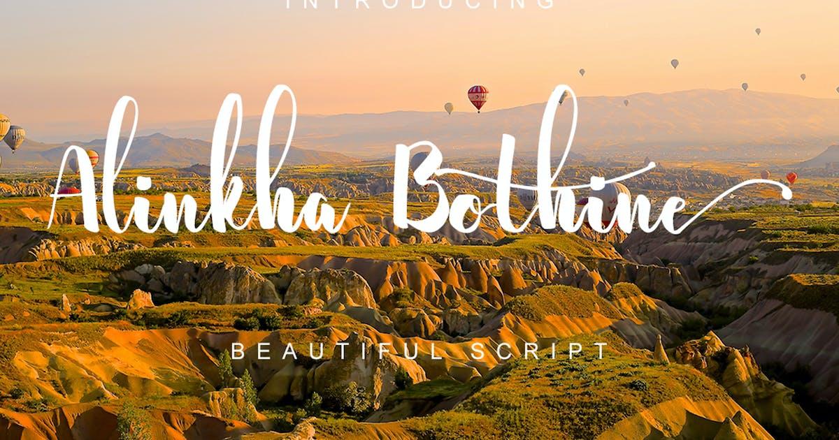 Alinkha Bothine by MissinkLabStudio