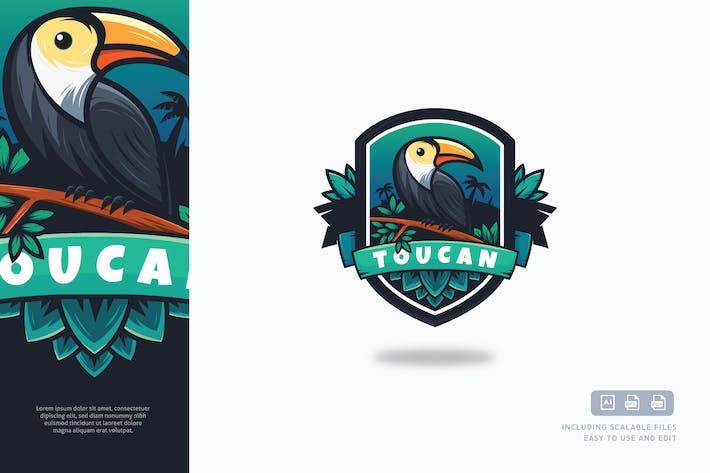 Thumbnail for Toucan Logo Template
