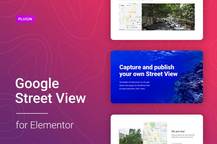 Thumbnail for Google Street View for Elementor
