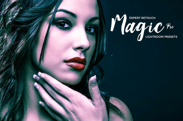 Thumbnail for Magic Pro Lightroom Presets