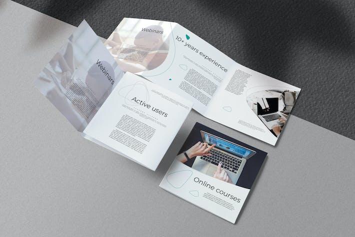 Thumbnail for Online-Schulungsbroschüre