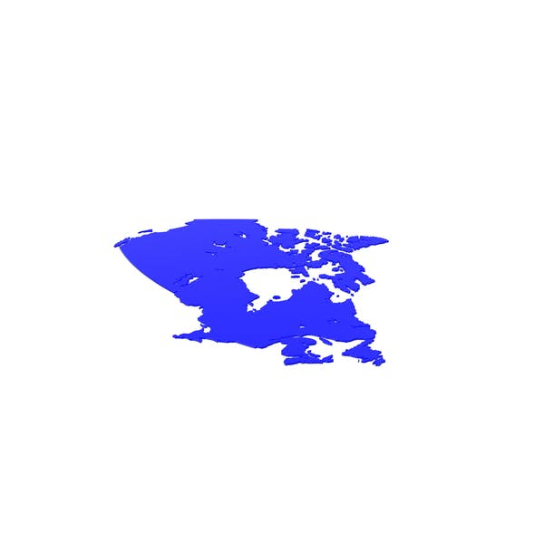 Cover Image for Canada Regions Map
