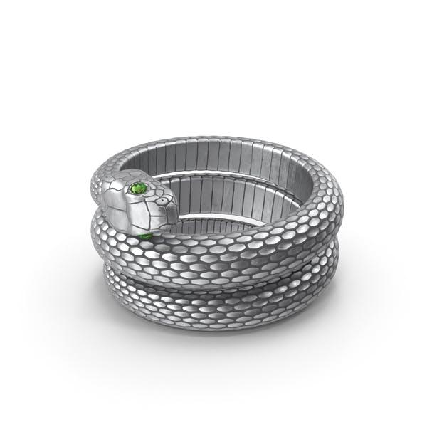 Thumbnail for Змеиное кольцо Металл