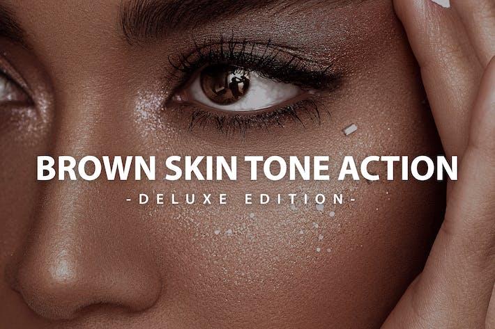 Brown Skin  Action Deluxe Edition | For Desktop