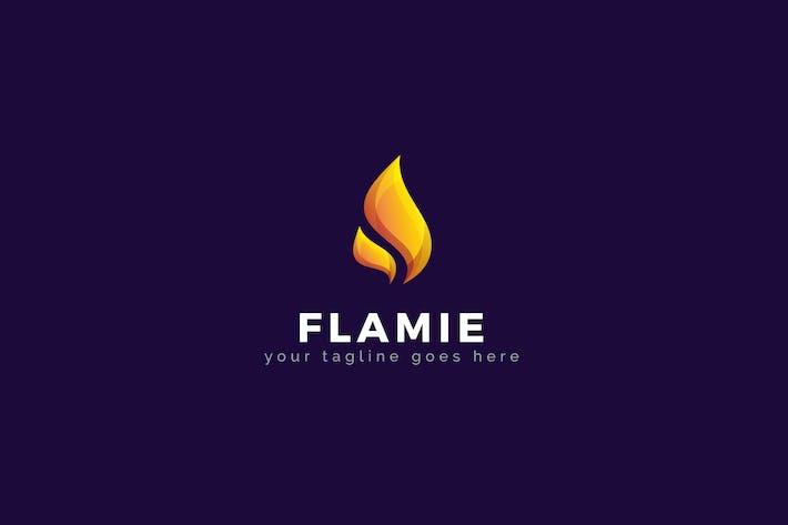Thumbnail for Flamie - Premium Logo Template