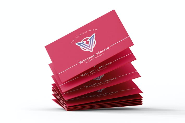 Thumbnail for Designer Creative Business Card Template