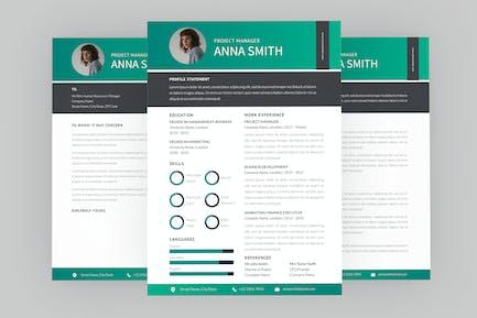 Profile Statement Resume Designer