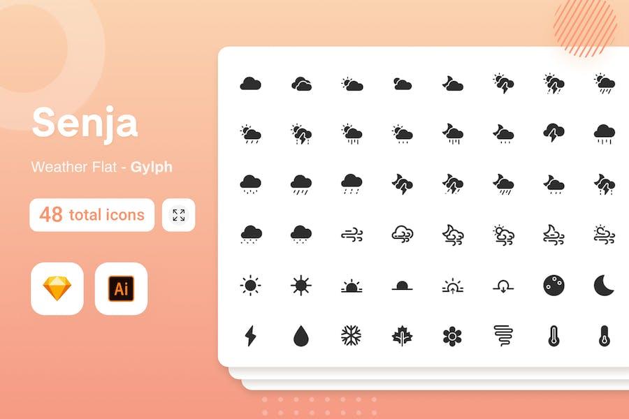 Gylph Senja - Weather