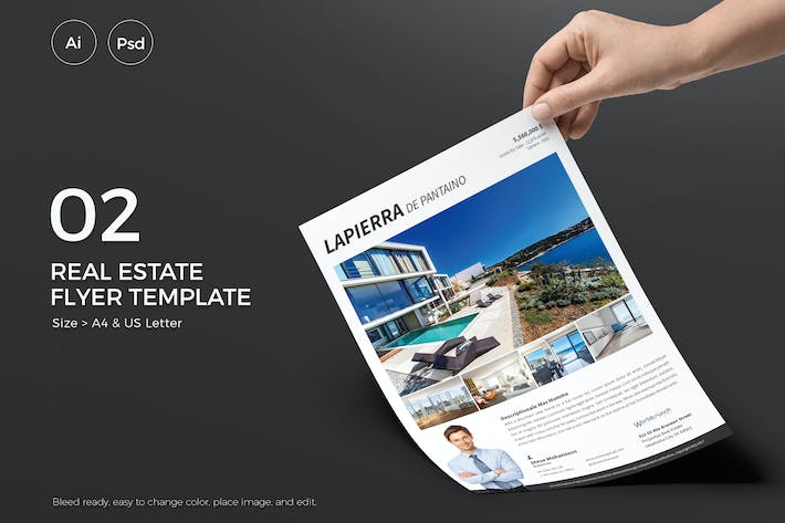 Thumbnail for Slidewerk - Real Estate Flyer 02