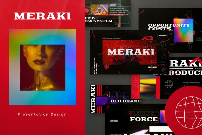 Meraki - Urban Creative Agency Keynotes