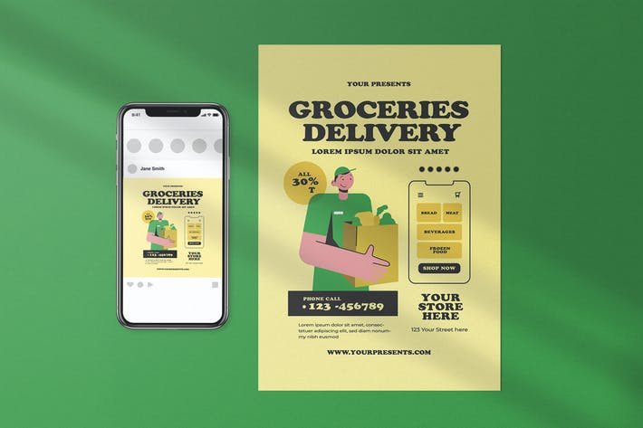 Thumbnail for Groceries Delivery
