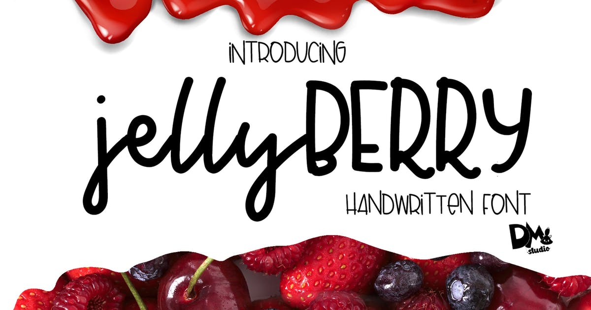 Download Jelly Berry by DmLetter