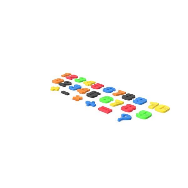Thumbnail for Alphabet Fridge Magnets