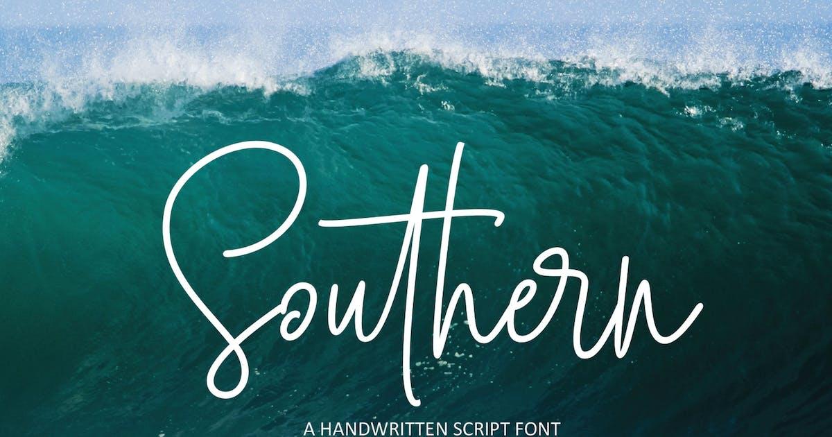 Download Southern Script by moriztype