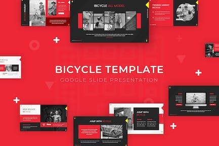 Bicycle - Google Slide Template