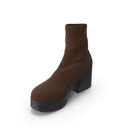 Women's Boots Brown