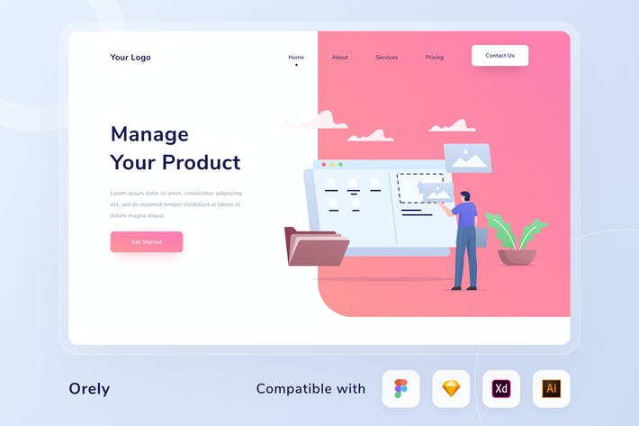 Thumbnail for Product Management Header