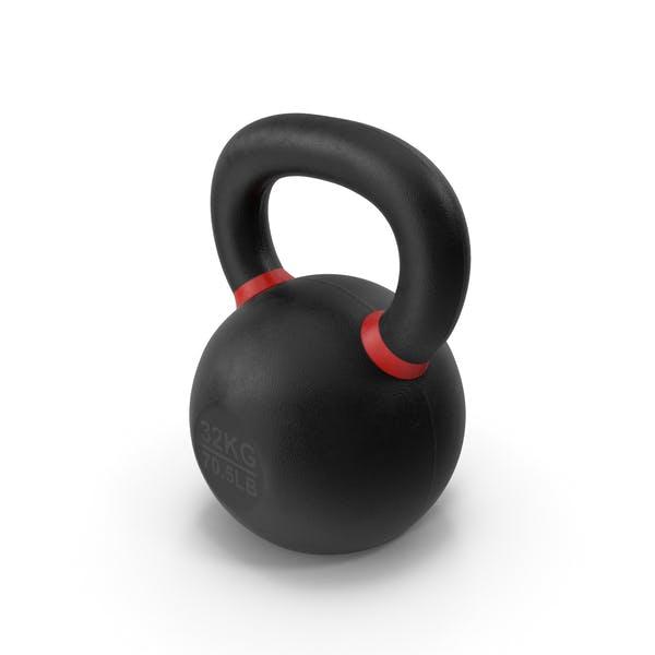 Thumbnail for 32kg Kettle Bell