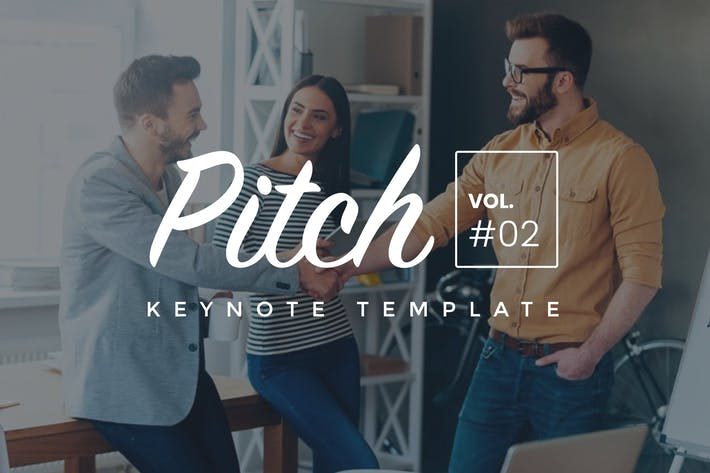 Thumbnail for Pitch 2 - Keynote Template